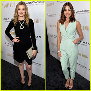 Gillian Jacobs & Michaela Conlin: Annie Leibovitz Book Launch!