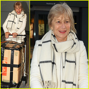 Helen Mirren: Success Comes With Struggle