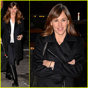 Jennifer Garner: 'I Like Watching Tom Brady... He's Handsome!'
