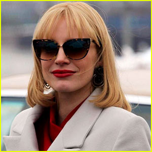Jessica Chastain Shares Behind-the-Scenes Pic from 'Most Violent Year' After Film Wraps!