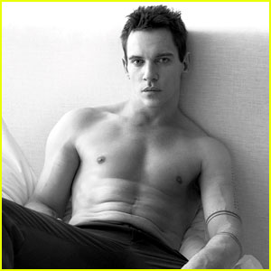 Jonathan Rhys-Meyers Goes Shirtless in Bed for 'W' Magazine!
