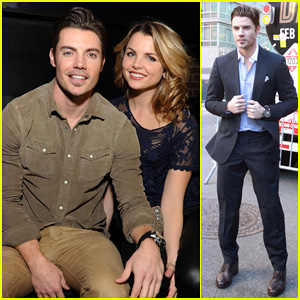 Josh Henderson Hosts 'Dallas' Season 3 Viewing Party!