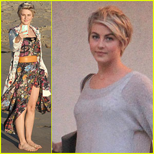 Julianne Hough Shows Goofy Side in Instagram Video - Watch Now!