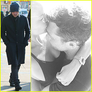 Lara Bingle Shares Steamy Pic with Sam Worthington on Valentine's Day!
