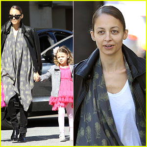 Nicole Richie: Birthday Party Fun with Cutie Pie Harlow!