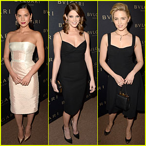 Olivia Munn & Ashley Greene: Stunning at Decades of Glamour Event!