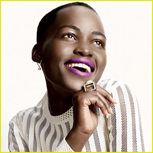 Oscar Nominee Lupita Nyong'o: I've Worked Hard to Feel Beautiful in My Skin