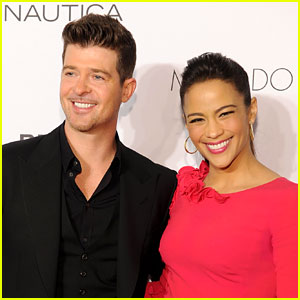 Robin Thicke on Paula Pa