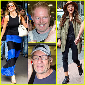 Sofia Vergara & 'Modern Family' Cast Hang Out in Sydney Before Filming Special Episode!