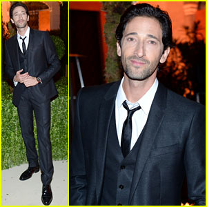 Adrien Brody: 'Does Anything' Go According to Plan?