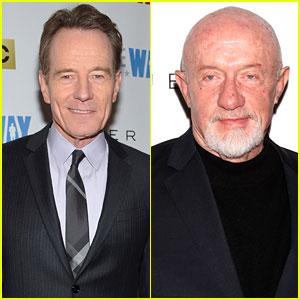 Bryan Cranston Gets Support from 'Breaking Bad' Pal at Broadway Opening Night!