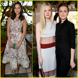 Celebs Celebrate Hollywood's Top Stylists at 'THR' Luncheon