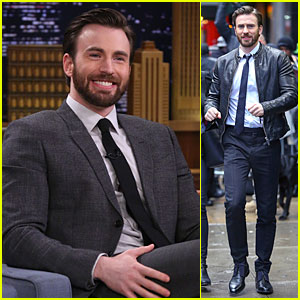 Chris Evans Sets the Record Straight on Retiring Rumors!