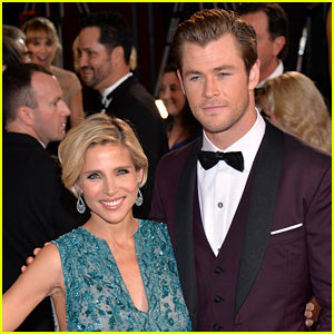 Chris Hemsworth & Wife Elsa Pataky Reveal Sex of Their Twins: Two Baby Boys!
