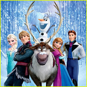 Disney's 'Frozen' Becomes Number 1 Animated Film of All Time!