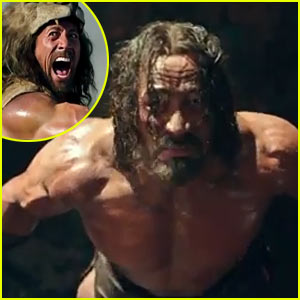 Dwayne 'The Rock' Johnson's Ripped Shirtless Body Is On Our Minds After Watching 'Hercules' Trailer!