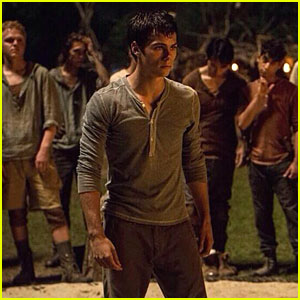 Dylan O'Brien's 'Maze Runner' Trailer Will Premiere on Monday!