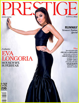 Eva Longoria: I Never Thought of Myself as a Sex Symbol