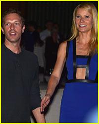 Gwyneth Paltrow & Chris Martin Sang Duet Together Weeks Before Split