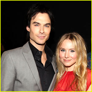 Ian Somerhalder & Kristen Bell Set to Present at Kids' Choice Awards 2014!