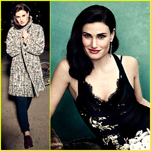 Frozen's Idina Menzel: 'I'm a 42-Year-Old Woman Who Likes to Talk About Sex'