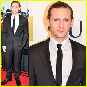 Jamie Bell Gets Us Psyched for His New Series 'Turn'!