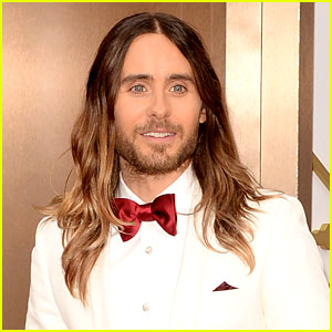 Jared Leto WINS Best Supporting Actor at Oscars 2014!