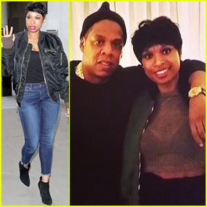 Jennifer Hudson Gushes Over Jay Z: He's 'Such a Nice Man!'