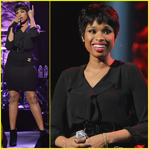 Jennifer Hudson: Pinoy Relief Benefit Concert Performer!