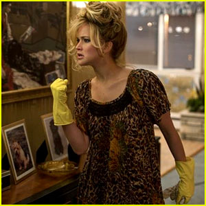 Jennifer Lawrence's Full Lip-Sync Scene in 'American Hustle' - Watch Now!
