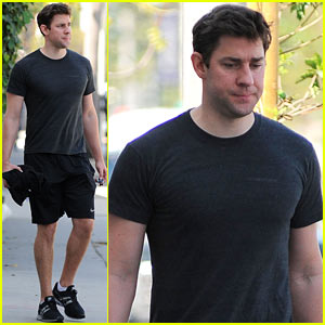 John Krasinski Has a Funny New Comedy in Development!