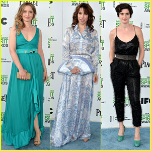 Julie Delpy & Sally Hawkins - Independent Spirit Awards 2014