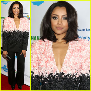 Kat Graham Dreams a Brighter Future for Children at Dream Builders Project Benefit