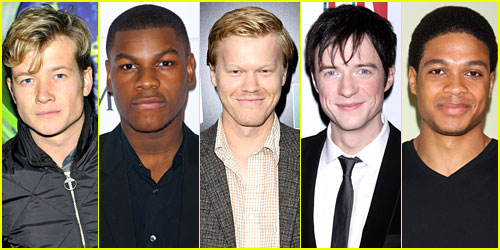 Meet the 'Star Wars: Episode VII' Male Lead Hopefuls & Vote for Your Favorite!