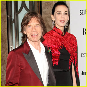 Mick Jagger & Rolling Stones Postpone Australian & New Zealand Tour After L'Wren Scott's Death
