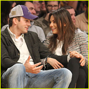 Mila Kunis Will Play Fiance Ashton Kutcher's Love Interest on  'Two and a Half Men'!