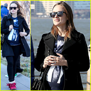 Olivia Wilde Thinks the Phrase 'Calm Down' Has A Very Different Meaning!