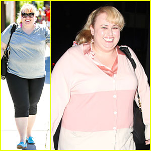 Rebel Wilson Is Health Conscious with Jiu Jitsu & Vegan Diet!