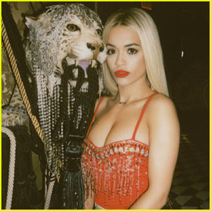 Rita Ora Wants Her Family to Have a Reality Show: Everyone Would See How Gangsta We Are (Exclusive Pic!)