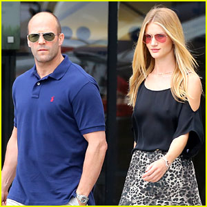 Rosie Huntington-Whiteley & Jason Statham Are Looking Hotter Than Ever These Days!