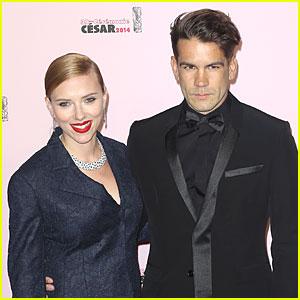 Scarlett Johansson Pregnant: Expecting Child with Fiance Romain Dauriac!