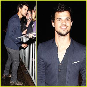 Taylor Lautner Will Bring His Hotness to 'Cuckoo' Season 2!