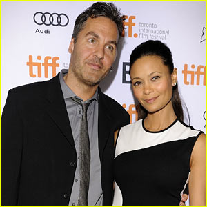 Thandie Newton Welcomes Baby Boy Booker Jombe Parker!