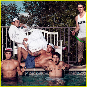 The Janoskians Have Partnered with Republic Records! (Exclusive)