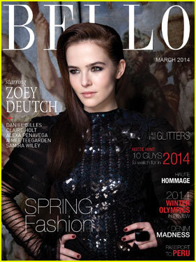 Zoey Deutch Gives High Praises to Sandra Bullock in 'Bello'!