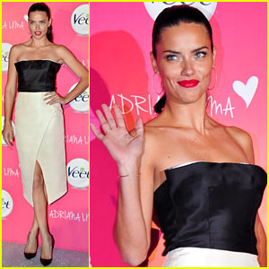 Adriana Lima is Drop Dead Gorgeous at Veet Launch in Turkey!