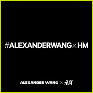 Alexander Wang x H&M Collaboration Has Been Revealed!
