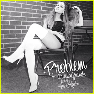 Ariana Grande's 'Problem' Feat. Iggy Azalea Full Song & Lyrics - Listen Now!