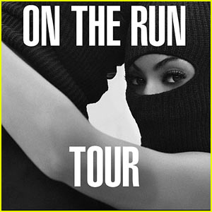 Beyonce & Jay Z Announce 'On the Run' Summer Tour - Official Artwork & Dates Here!