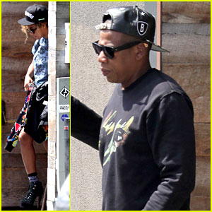 Beyonce & Jay Z Grab Breakfast Together After Surprise Coachella Appearances!